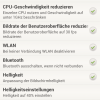 Energiespareinstellungen HTC one X