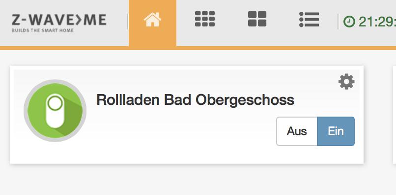 Rollladen-Aitor erfolgreich hinzugefügt